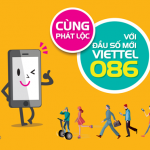 Sim Viettel đầu số 086, chọn mua sim 086 giá rẻ tại muasimviettel.com